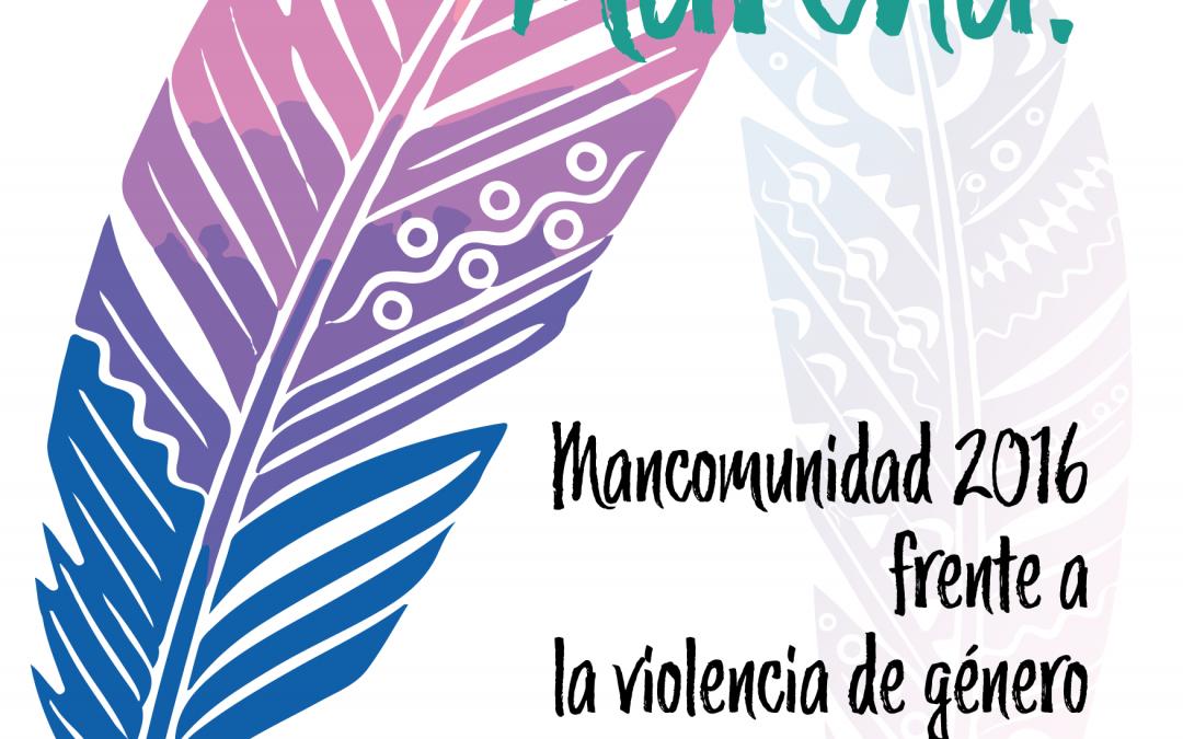 Marcha frente a la violencia de género