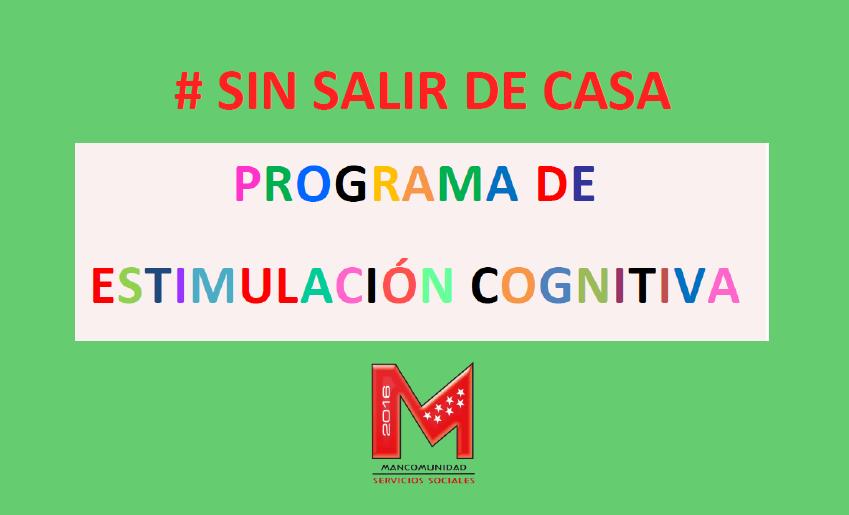 Estimulación Cognitiva «Cuida tu mente»