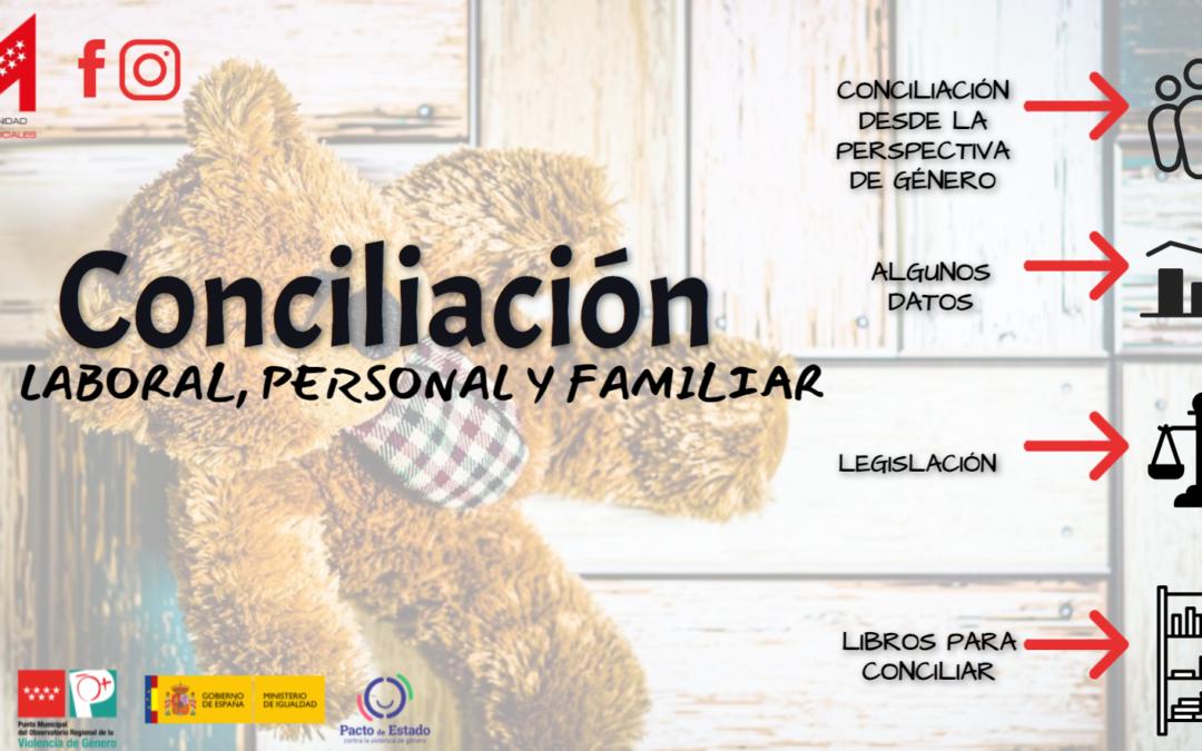 Conciliación personal y familiar